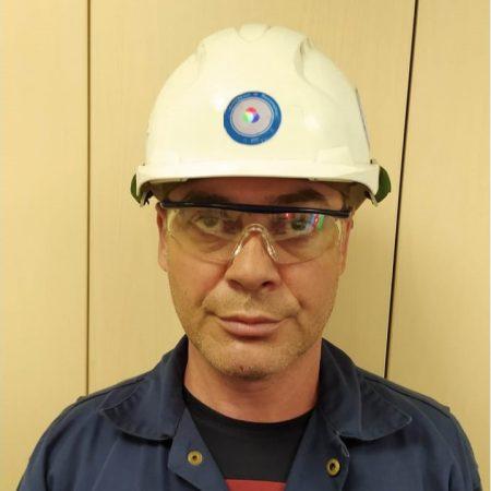 Hadron Team - Shamil Omarov